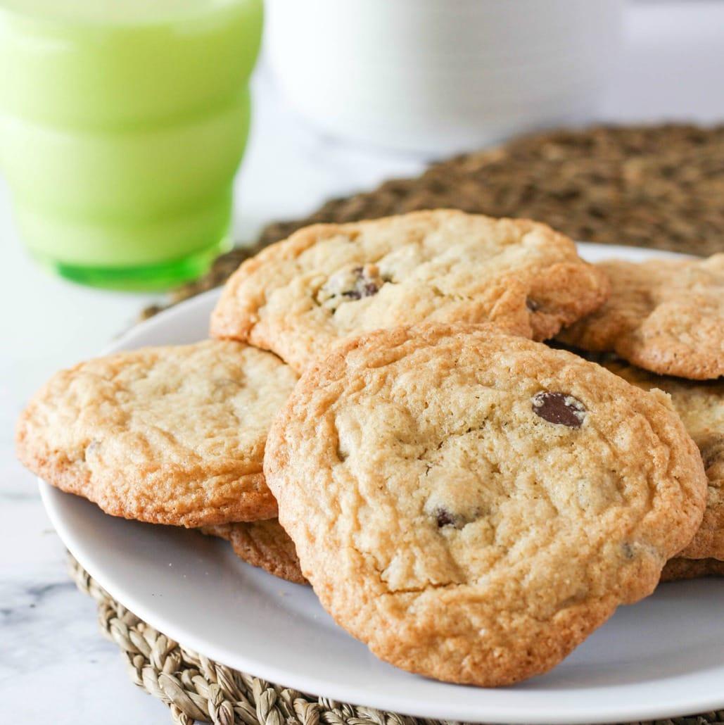The Best Chocolate Chip Cookie Recipe – Gluten Free!