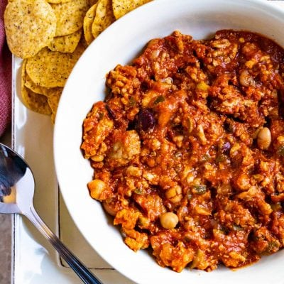 Easy and Delicious Healthy Turkey Chili