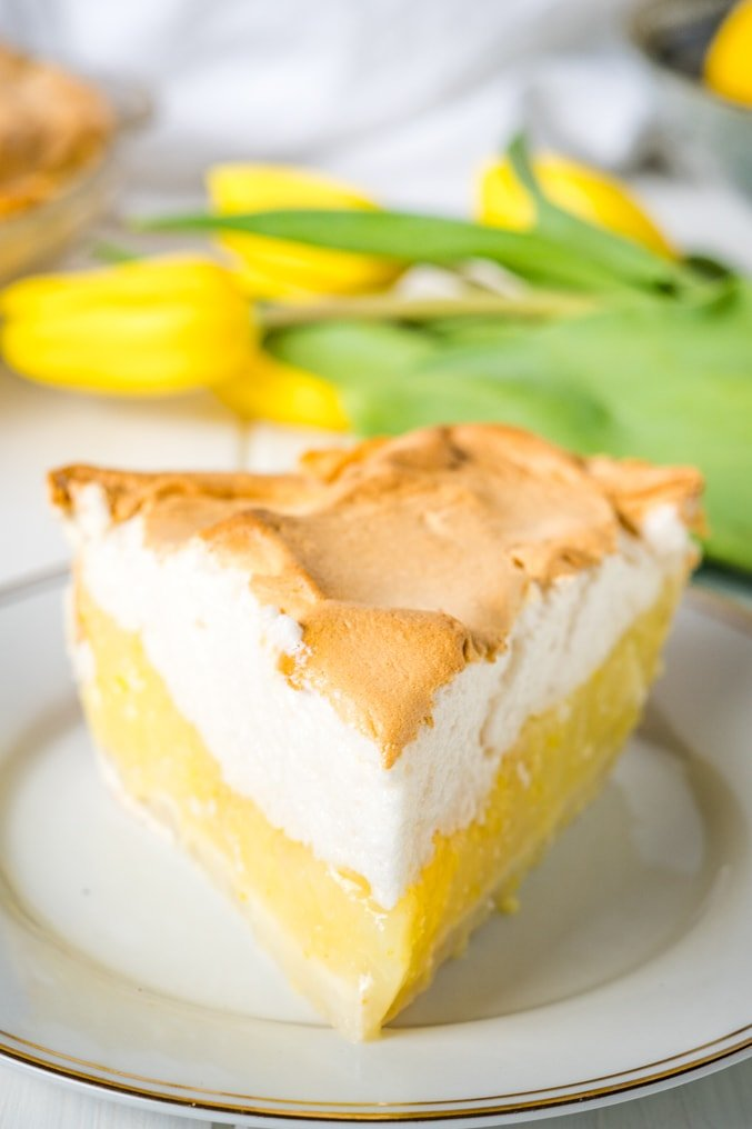 Lemon Meringue Pie – Just Like Grandma's