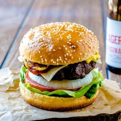 Lou's Burger Recipe – The Best Burger Recipe Ever!