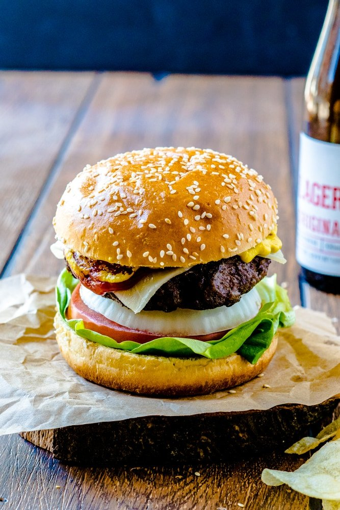 Lou S Burger Recipe The Best Burger Recipe Ever