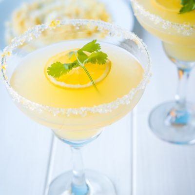 Meyer Lemon Margarita – A Twist On A Simple Margarita Recipe