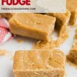 Old fashioned fudge pinterest pin