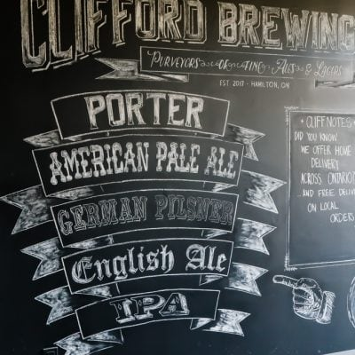 Clifford Brewing Company