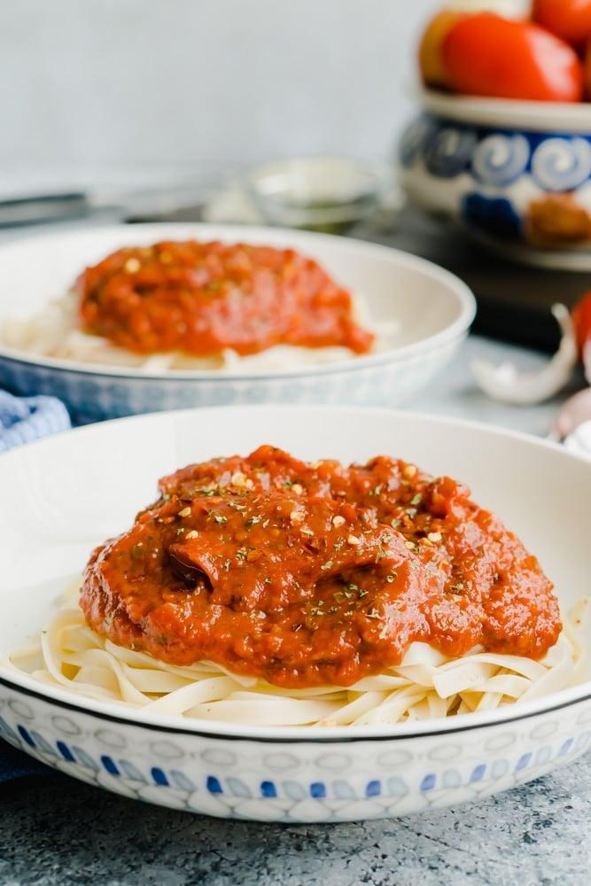 15-Minute Italian Marinara Sauce